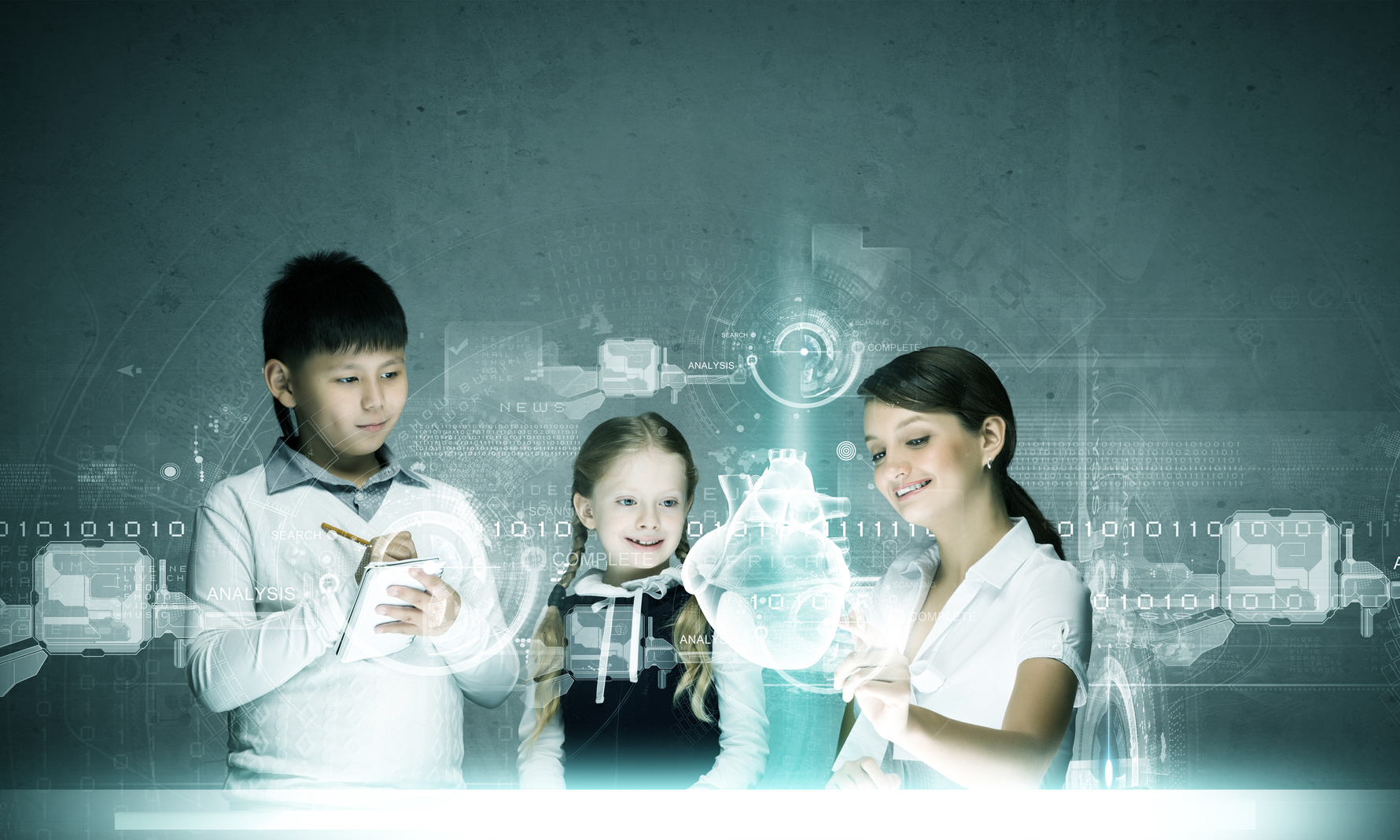Solutions numériques pour les écoles , votre solution informatique de A à Z disponible chez PC EASY